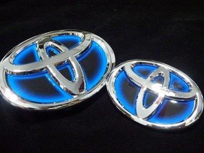 (車之房) TOYOTA 原廠 12年 七代 Camry Hybrid 炫藍油電 標誌 MARK 汽油車可換