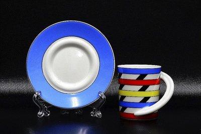 *JAZZ 棧 * 德國羅森泰Rosenthal Cupola Espresso 圓弧把手濃縮杯 未使用一級典藏品10