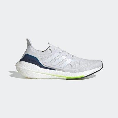 南◇2021 3月 ADIDAS ULTRABOOST 21 灰藍 慢跑鞋 編織 馬牌底 增量BOOST FY0371