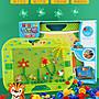 【聚緣閣】兒童蘑菇釘益智玩具拼圖大顆粒幼兒園女孩3-6歲4寶寶早教智力開發