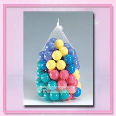 <益嬰房> 親親小球 球屋用球1個2元/100個180元 沒有塑膠味ST合格(台灣製)
