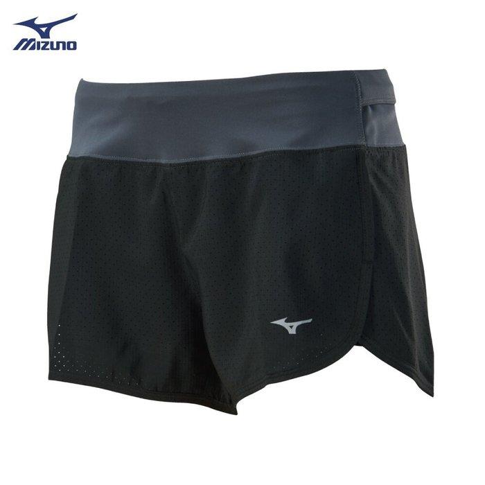MIZUNO 美津濃 女款路跑短褲 J2TB925709(短褲)