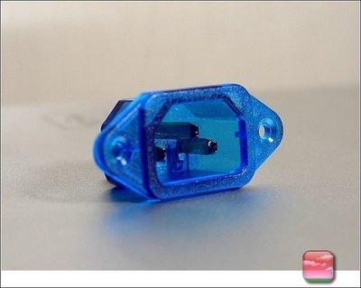 MS audio@頂級鍍銠(白金)AC座..特價一個120元含三個鍍銀連接pin