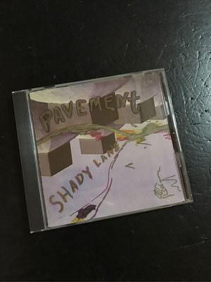 Pavement 日本巡迴演出限量紀念盤 日本進口 Shady Lane 收錄96年美國現量EP及多首維發表單曲