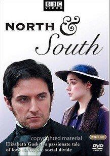 【南方與北方】英語中字 2碟DVD