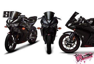 ♚賽車手的試衣間♚ Zero Gravity® Yamaha YZF-R3 / R25 15-18 SR款 風鏡