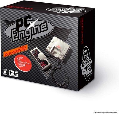 【竭力萊姆】全新 日版原裝 PC Engine mini 正方白 復刻版 遊戲主機 58款遊戲