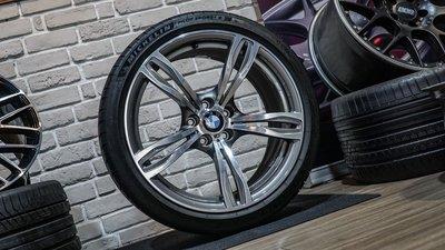 國豐動力 BMW E60 M5 E63 M6 E65 E66 原廠德國製 鍛造20吋鋁圈 前 9.5J ET31 後 10.5J ET 19 現貨供應