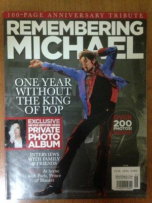 (絶版) Remembering Michael One Year Without The King Of Pop