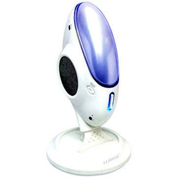 《破盤出清》Winnif 動感星球喇叭。時尚的光影音樂精靈,感應式操作+炫彩燈光!最後特價