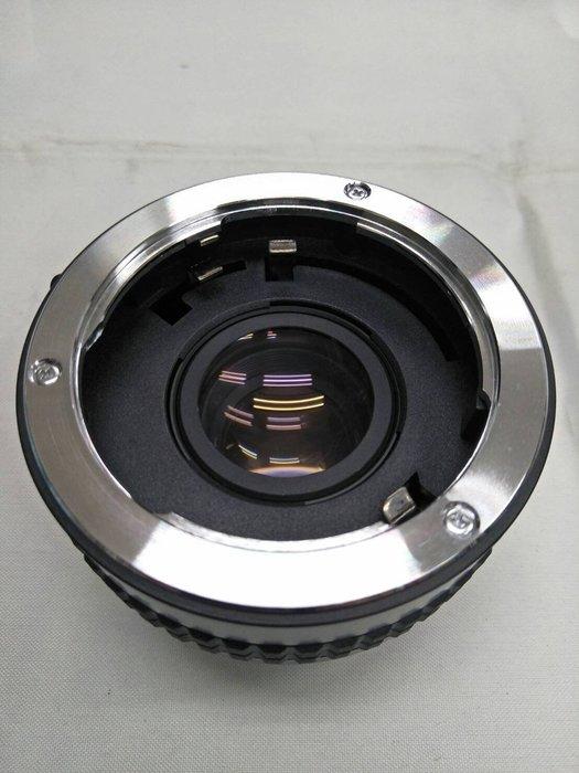 板橋富豪相機Tamron 2X CONTAX手動鏡頭2倍加倍鏡CONTAX YASHICA 專用