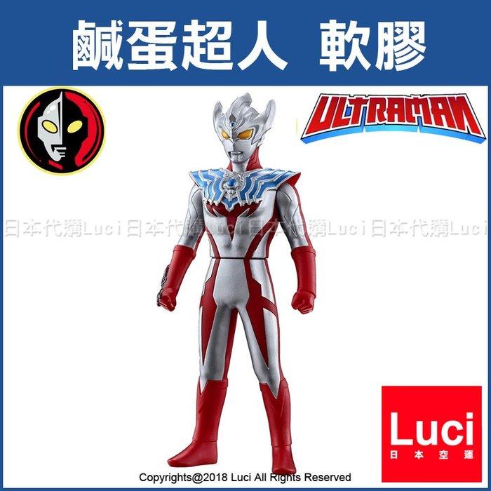 TAIGA 大河 65 鹹蛋超人 軟膠 超人力霸王 奧特曼 Ultraman 萬代 BANDAI 泰迦 LUCI日本代購
