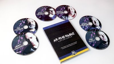 At The Table Live Lecture January-February-March 2017 (6 DVD