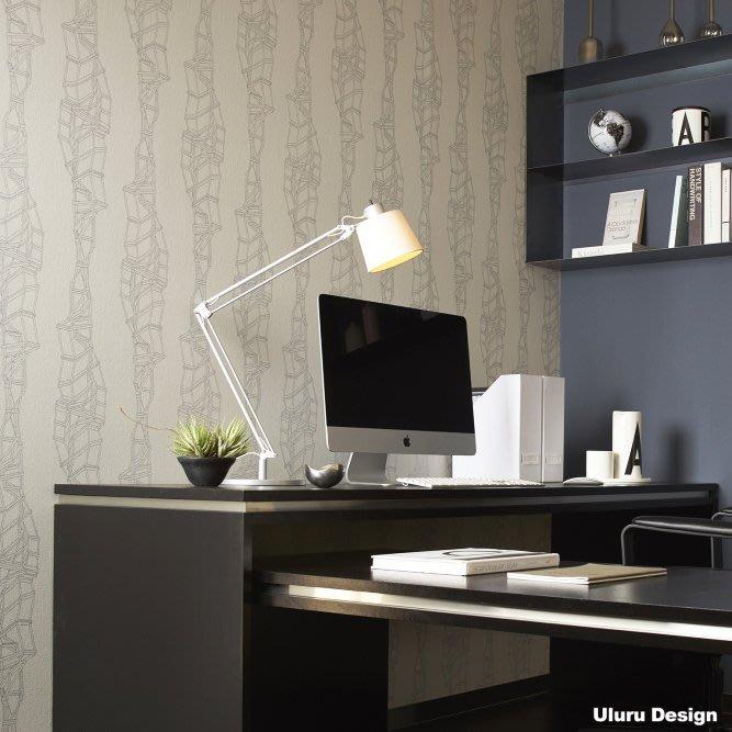 【日本壁紙】直條幾何壁紙 直條紋壁紙 Uluru Design 日本進口壁紙 日本製