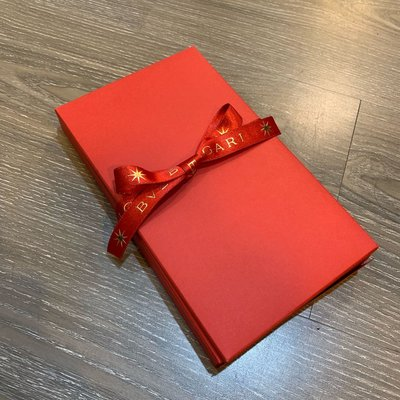 2019 Bulgari 宝格利紅包禮盒