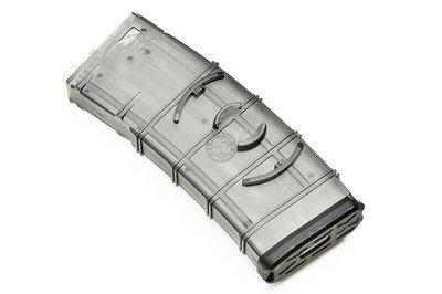 [01] 戰斧 M4 140連 無聲 彈匣 (BB槍BB彈玩具槍長槍電動槍彈夾M4 M4A1卡賓槍AR步槍416吃雞射擊