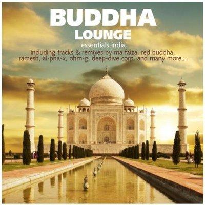 音樂居士*印度酒廊 Buddha Lounge Essentials India*CD專輯