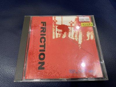 *還有唱片行*FRICTION 二手 Y11493