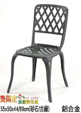 【艷陽庄】編織餐椅 休閒椅 咖啡椅 餐桌椅 戶外桌椅 戶外休閒桌椅 戶外鋁合金桌椅 戶外休閒傘