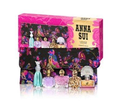 ANNA SUI 安娜蘇 歡樂派對迷你小香禮盒 4ML*5  ✪棉花糖美妝香水✪