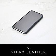 STORYLEATHER iPhone3-XR-A199 APPLE iPhone XR 三邊包後背殼 現貨皮套 荔枝紋深寶藍