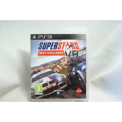 [耀西]二手 歐版 SONY PS3 超級明星 V8 下一戰 SUPERSTARS V8 NEXT CHALLENGE