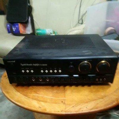 [音響屋]日本設計 台灣製造 kha-audio k-9000 兩聲道專業級卡啦ok擴大機