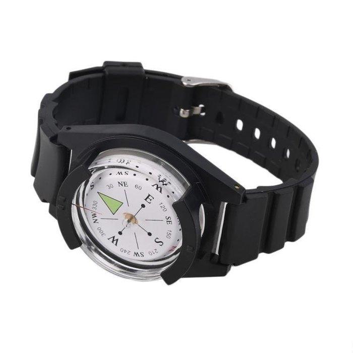 BELOCO 手表式指南針指北針戶外探險騎行專用腕表式BE655