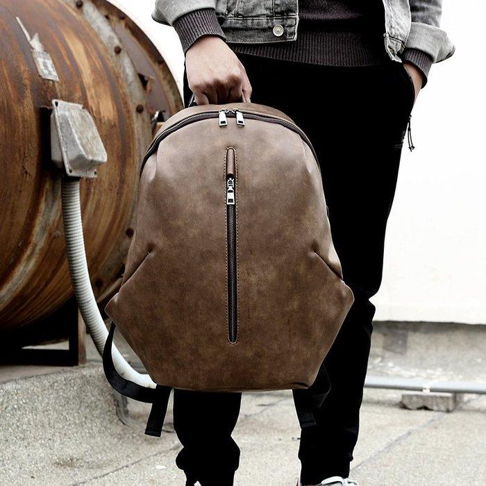 旅行包 斜挎包 商務包 公文包 手提包男士背包男潮流時尚簡約百搭旅行韓版學生書包雙肩包男包
