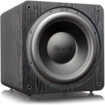 SVS SB-3000 13吋密閉式重低音 800瓦 黑木紋