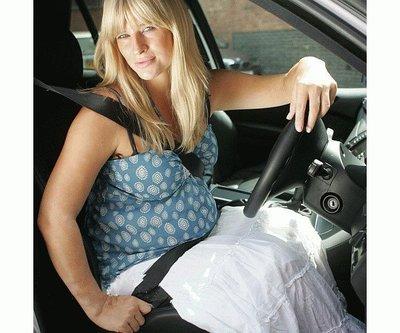 正品 SAFETY BELT 孕婦安全帶 汽車墊 駕車安全帶 乘車托腹 托腹 保胎帶 保護帶