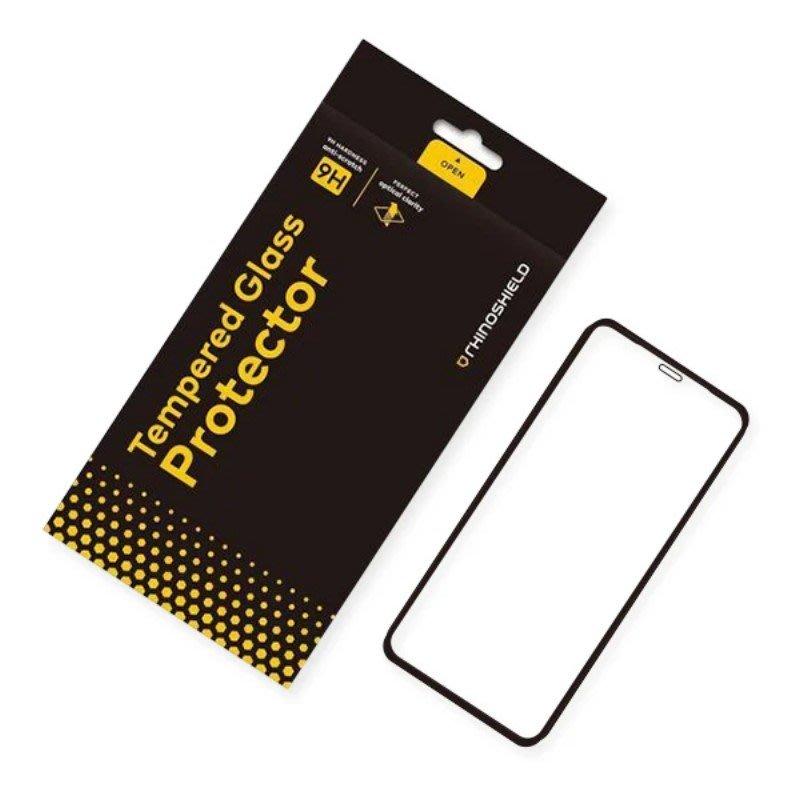 3【犀牛盾 9H 2.5D 滿版玻璃保護貼 - iPhone 11 Pro Max