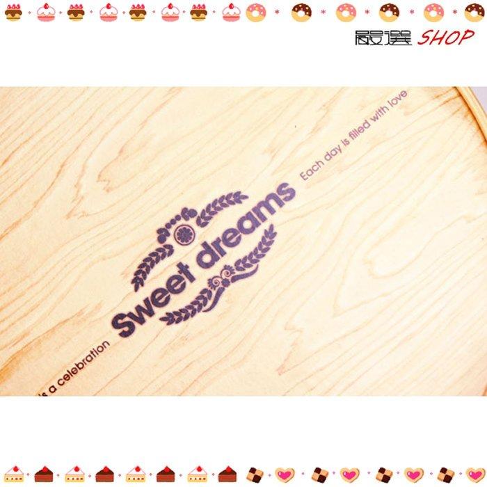 【嚴選SHOP】質感木紋 附棉紙底板 6吋 乳酪盒 起司蛋糕盒 烘焙紙盒 外帶盒 禮盒 包裝盒 派盒【C003】