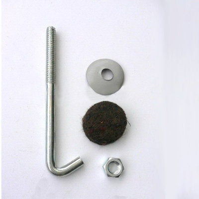 """現貨【singcoco】4"""" 304材質 白鐵 不鏽鋼 石棉瓦勾釘 鉤釘 浪板 勾釘 鐵皮屋 鈎釘 一鈎釘 100支/包"""