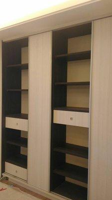 台中系統櫃-收納新選擇,造型設計,混色搭配