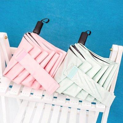折疊雨傘 韓國小清新晴雨兩用自動遮陽太陽傘防曬女超輕小防紫外線