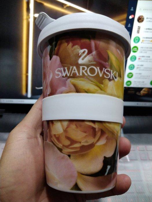全新 Swarovski 施華洛世奇 陶瓷隨行杯 / 馬克杯