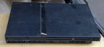 PS2--SCPH-70007薄機/2手