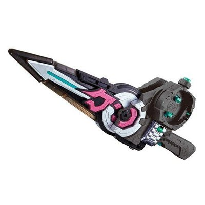 4165本通 仮面ライダージオウ 字換銃剣DXジカンギレード