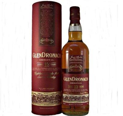 The GlenDronach 12 Year Old (Highland single malt whisky)