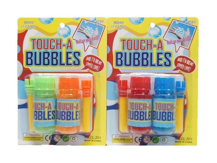 佳佳玩具 ------ 神奇泡泡 2入裝 吹不破泡泡 泡泡水 可觸摸膠水泡泡 泡泡罐 贈品【CF115769】