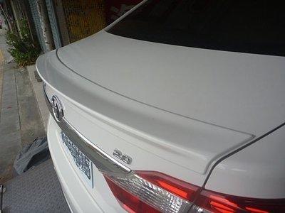 (柚子車舖) 豐田 2013-2018 CAMRY 7代/7.5代 擾流板(報價含烤漆,材質PP) b