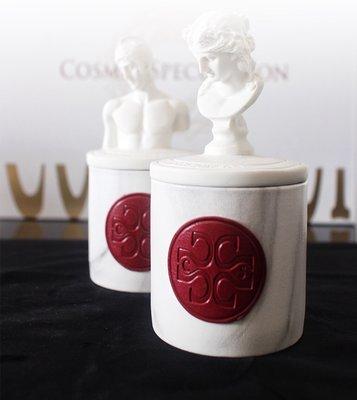 COSMIC SPECULATION節日禮盒 聖誕禮物 香薰蠟燭情人節禮物藝術雕塑