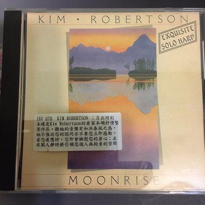 *愛樂熊貓*1987正美盤MOONRISE月初時刻Kim Robertson豎琴SOLO HARP