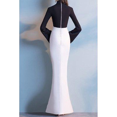 (45 Design) 高雄最便宜訂製訂做區.長禮服 · 晚宴服.媽媽裝 ·新娘禮服.商品編號A8