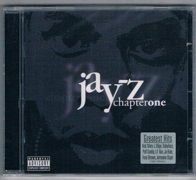 [鑫隆音樂]西洋CD-JAY-Z:chapter  one 74321920462 (全新) 免競標