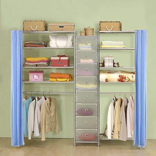 【中華批發網DIY家具】D-62C-06-W4型90+pp+W5型60衣櫥置物櫃-(前罩)不織布