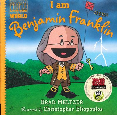 *小貝比的家*I AM BENJAMIN FRANKLIN/ORDINARY PEOPLE CHANGE THE WOR