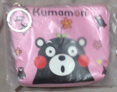 全新KUMAMON 熊本熊 皮夾 短夾 零錢包 錢包