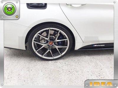 泰山美研社 E1569 BMW M PERFORMANCE F20系列/F30系列 前後卡鉗組 原廠直上 含配件